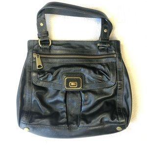 FOSSIL Genuine Leather Black Purse! ❤️